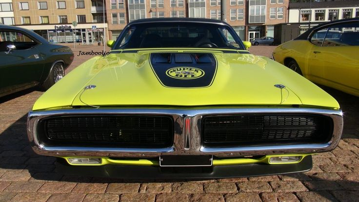 1971 Dodge Charger Super Bee 440 Six Pack - Superb Exhaust Sound
