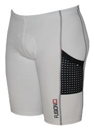 Fusion triathlon power tight pocket hvid. Loving the sidepockets! Must have before next marathon.