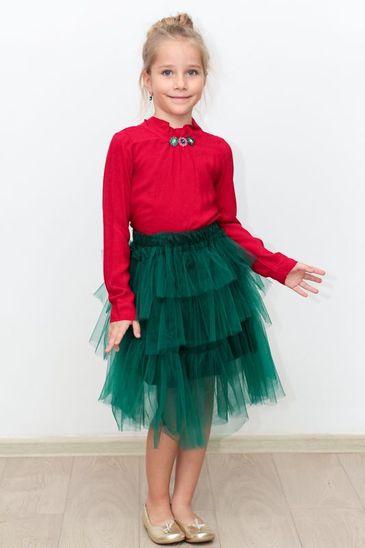 perfect Christmas outfit for little girls from Designers fro Kids. Find it on www.designersforkids.ro