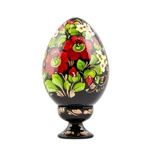 177 best russian eggs painted wood easter eggs from russia
