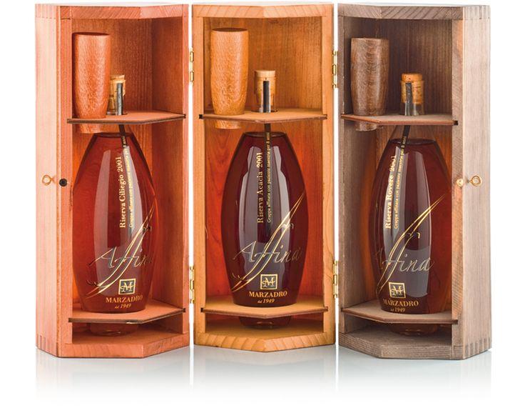 Collezione Affina (bottiglie da 35cl. e da 100cl.)
