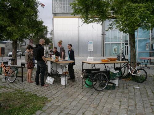 Cuisine mobile #summerlab #nantes - notes
