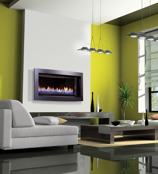 Best 25 foyer au gaz ideas on pinterest fireplace tv for Foyer exterieur au gaz