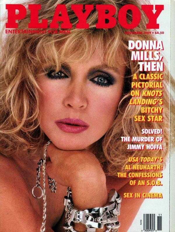 Donna Mills Nude Pics
