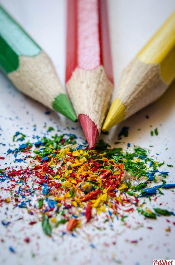 Crayon Sprinkles | Creioane Colorate - PxlShot.ro