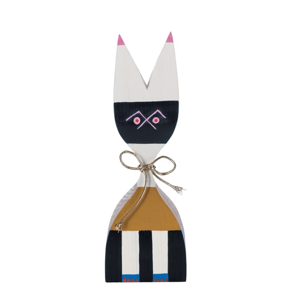 WOODEN DOLL NO9 BY ALEXANDER GIRARD