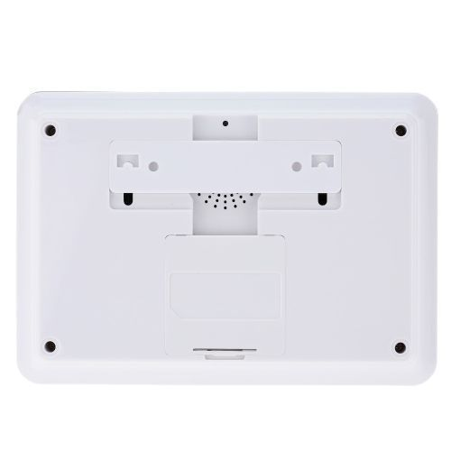 Wireless GSM SMS Home Security Alarm System with LCD Screen SOS Help for Elderly Care Android Phone Control K9