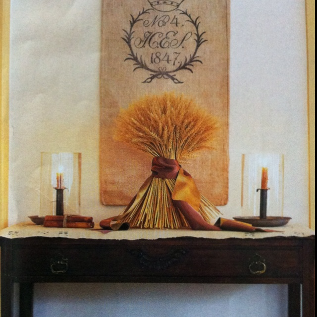 Alter Decoration: 97 Best Fall Altar Images On Pinterest