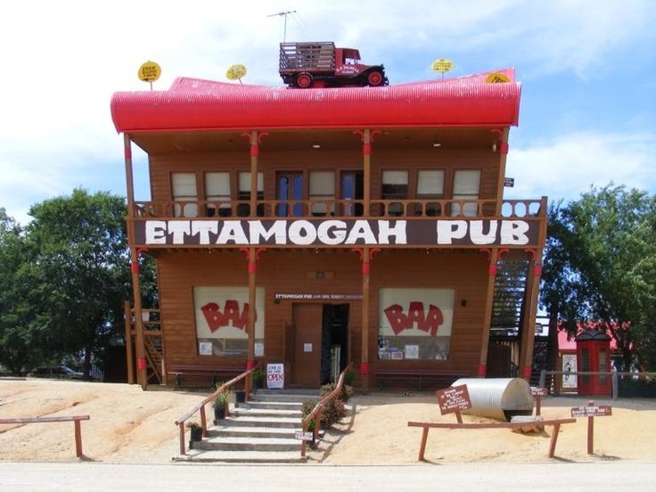 Ettamogah Pub - Sunshine coast   #airnzsunshine