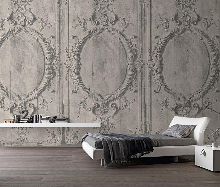 wallpaper WOOD PANEL