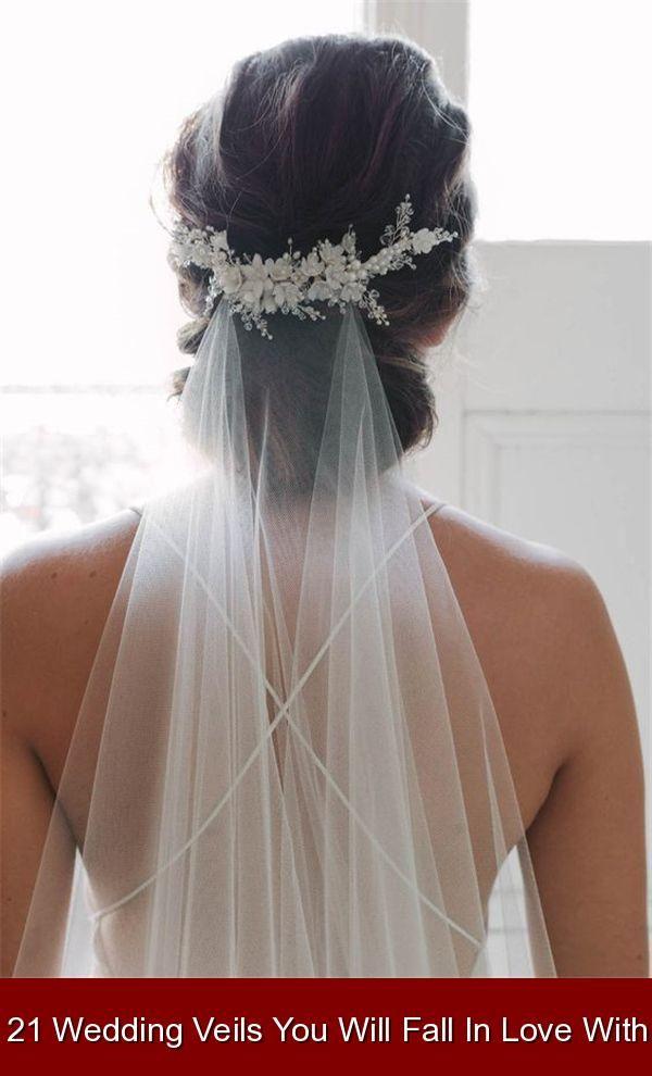 Pin By Devina Justine On Gelin Sac Modelleri In 2020 Bridal Hair Veil Veil Hairstyles Bridal Hair