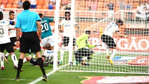 Corinthians perde para o Goiás em casa e torcida critica atuação ruim da equipe #corinthians #Goiás #Futebol