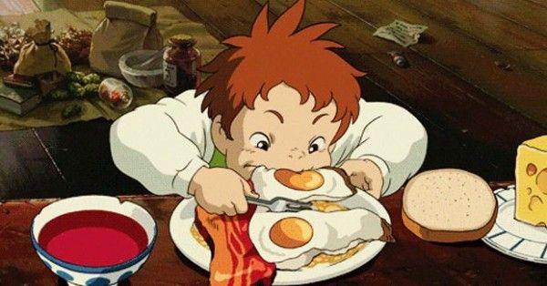 アニメ ジブリ映画から 美味しい食事のシーンの画像を集めてみたよ 海外の反応 2020 ジブリ 食事シーン アニメ