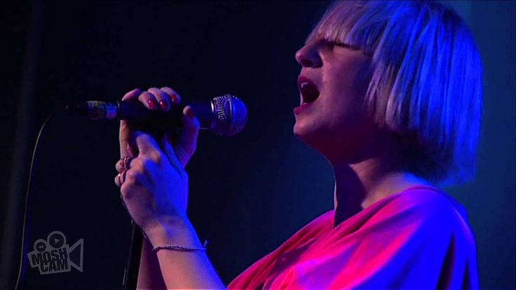 "sia in studio | Sia Announces ""Nostalgic For The Present Moment"" 2016 Tour Dates ..."