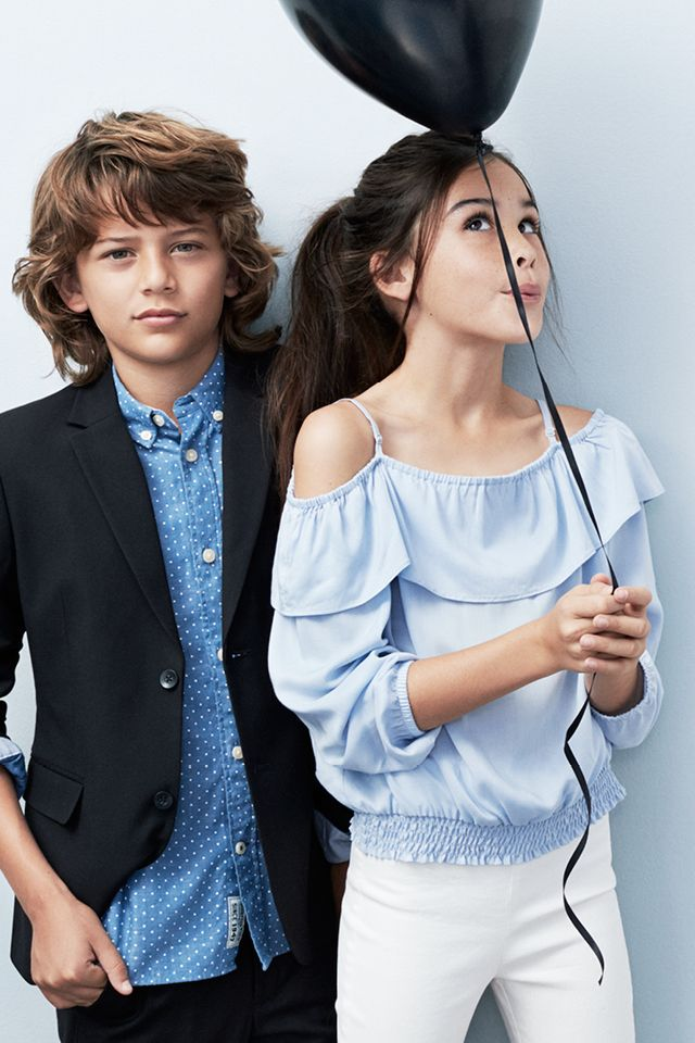 The time has come to spread some love! Shop the occasion wear collection for kids at hm.com. | H&M Kids