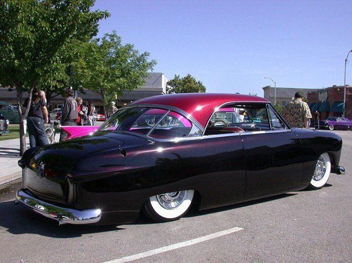 1951 Ford Vicky Mild Custom