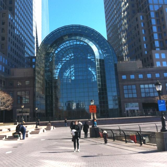Hudson Riverside NYC