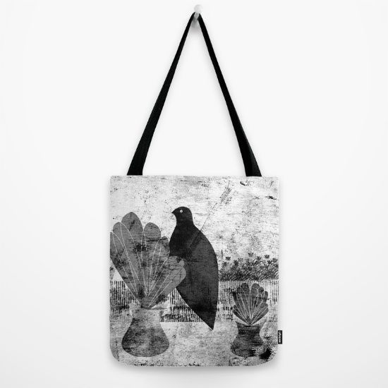 Past Tote Bag by Inmyfantasia
