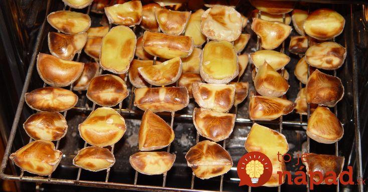Tieto zemiaky idú u nás doma na dračku - ako príloha, alebo len tak, ako chutná večera napríklad len s trochou masla a kyslou uhorkou. Je to taká dobrota, že už k nim netreba nič pridávať!