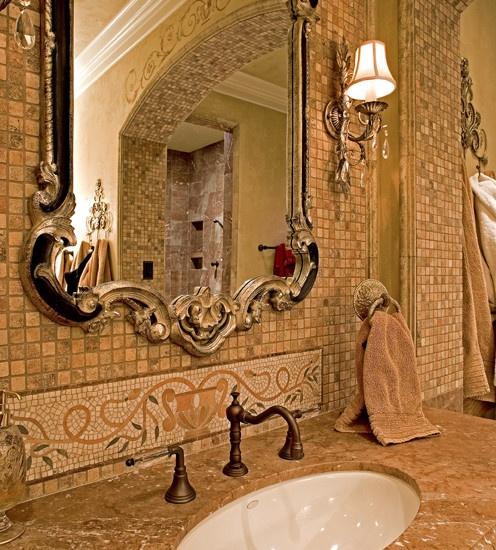 Tuscan Style Bathroom Designs Fabulous Tuscan Style Bathrooms Tuscan Bathroom Design Tuscan