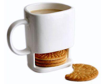 Mug with biscuit holder- Flintstop.com @ Rs.99