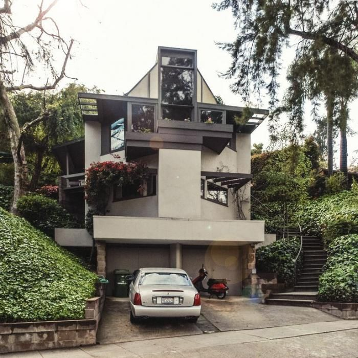Dream Homes Los Angeles: 127 Best Rudolf Schindler Images On Pinterest