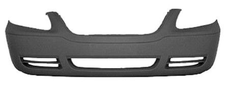 2005-2007 Chrysler Town & Country Front Bumper Cover W/ 113 Inches. Wheelbase Town&Country 05-07
