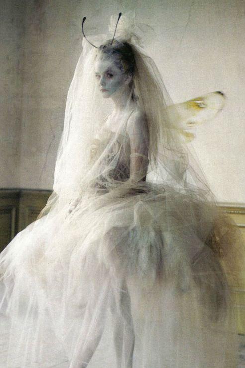Tim Walker - Grey Lady/Italian Vogue