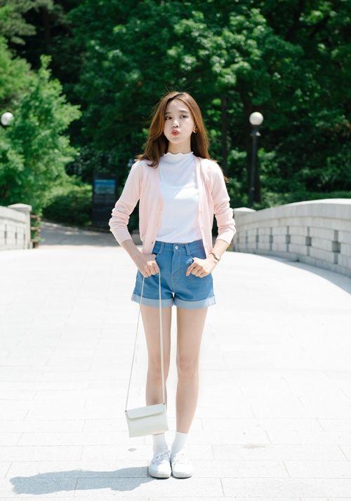 Korean Daily Fashion Fashion