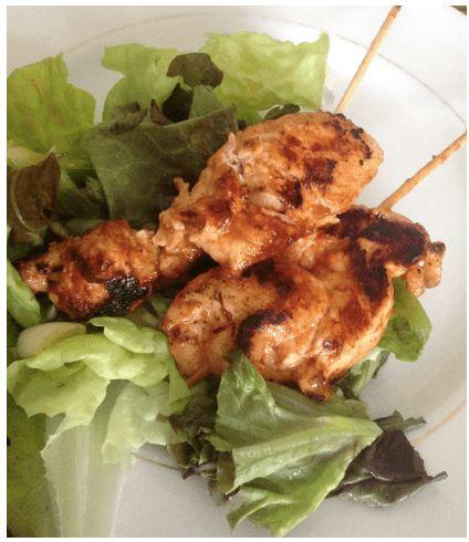 marynata do kurczaka odchudzająca kolacja