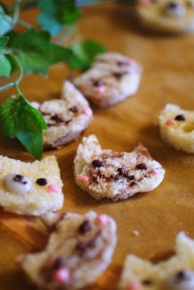 「超簡単おいしいワンニャンラスク」ぽんのすけ | お菓子・パンのレシピや作り方【corecle*コレクル】