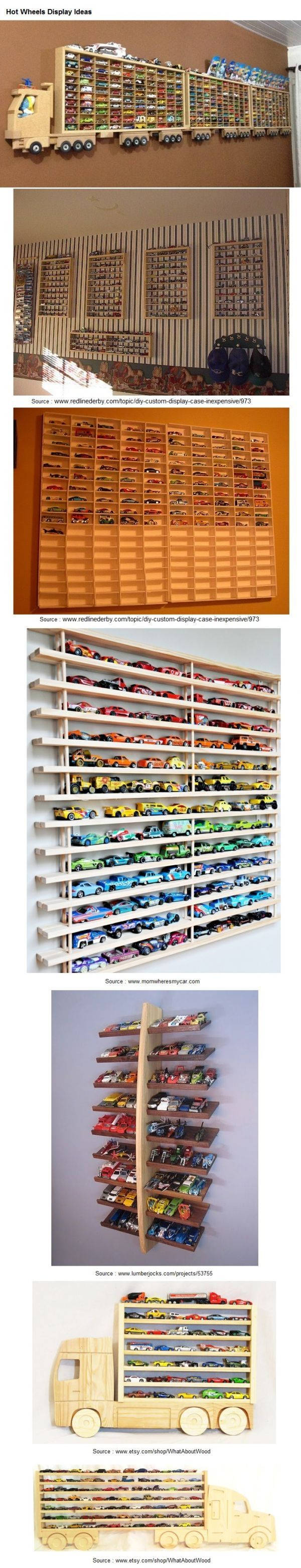 17 best ideas about hot wheels display on pinterest