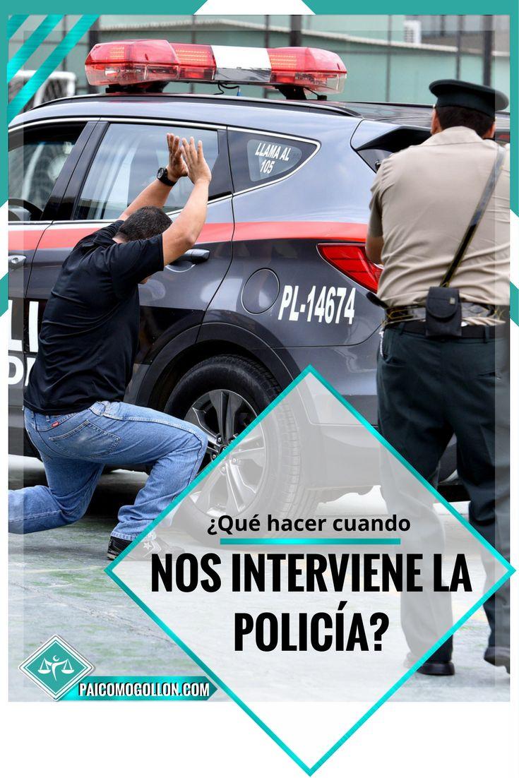 ¿Qué hacer cuando nos interviene la policía? A estas altura asumo que sabías que es obligatorio portar el DNI en Perú, pero estoy seguro que no sabes qué hacer cuando nos interviene la policía en Perú, pese a que es muy posible que varias veces hemos sido intervenidos por la policía por cualquier motivo o sin motivo. #policia #detencion #intervencionpolicial