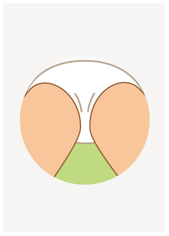 'Crotch Round #4' by Li Xinlu from the SINOGRAPHICA series at 3030press.com