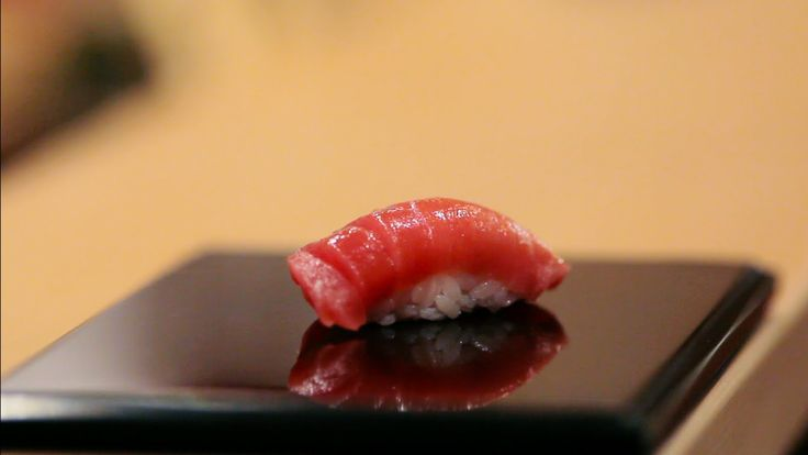 must eat at jiro's restaurant in japan. he's old. running out of time.