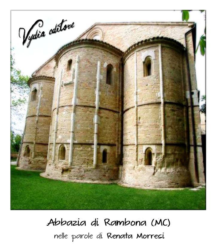 """Abbazia di Rambona, citata da #RenataMorresi in """"In mezzo sta il gatto (Lotto, me & altro)"""": http://bit.ly/1h2yigE #inviaggioconfemminile"""