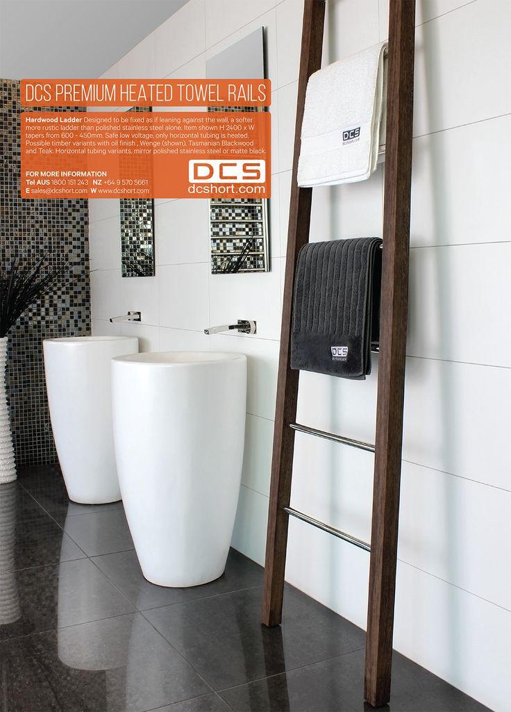 Urbis Aug2015 - DCS Heated Towel Rails.