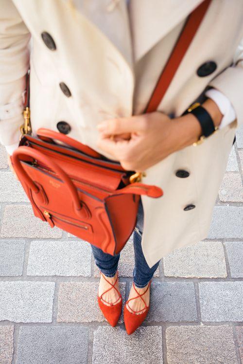 Spring Shoe Trends: Pop Color