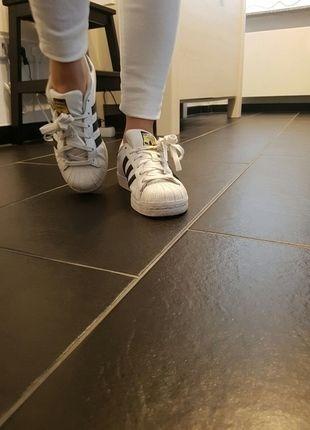 Kaufe meinen Artikel bei #Kleiderkreisel http://www.kleiderkreisel.de/damenschuhe/sonstiges/135990426-adidas-superstars-grosse-36