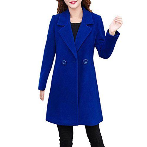 Herbst Winter Elegante Damen Cashmere Like Outwear Jacke