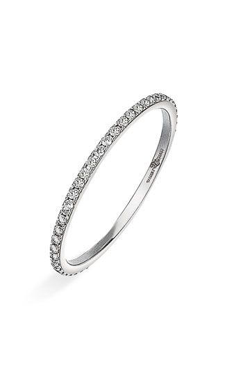 I love rings with thin bands, and I especially like this one! umm, add that one to the wish list? :)