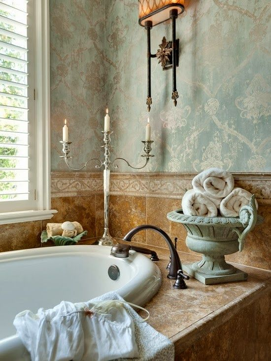 Pinspiration-+7+Beautiful+Spa-Inspired+Bathrooms+from+Bathroom+Bliss+by+Rotator+Rod+4.jpg 550×734 pixels