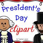 President's Day clipart! Fabulous!