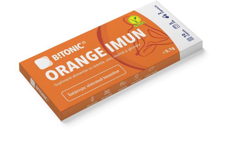 https://btonic.ro/orange_imun Acum si in varianta blister de 10 capsule!