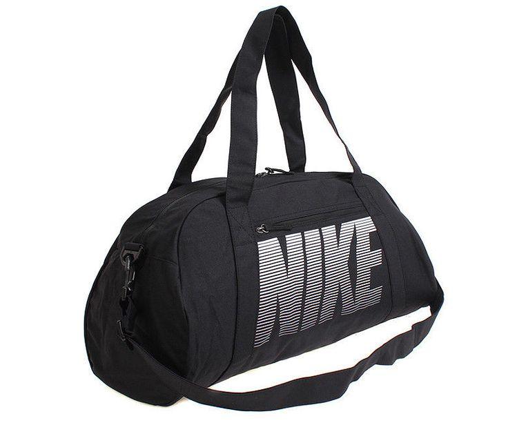 Nike Gym Club Duffle Bag Shoulder Bag Gym/Soccer/Fitness/Yoga/Running BA5490-010 #Nike #DuffleBag