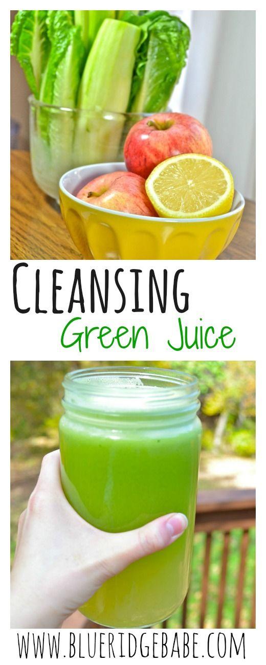 delicious green juice recipe + juicing tips