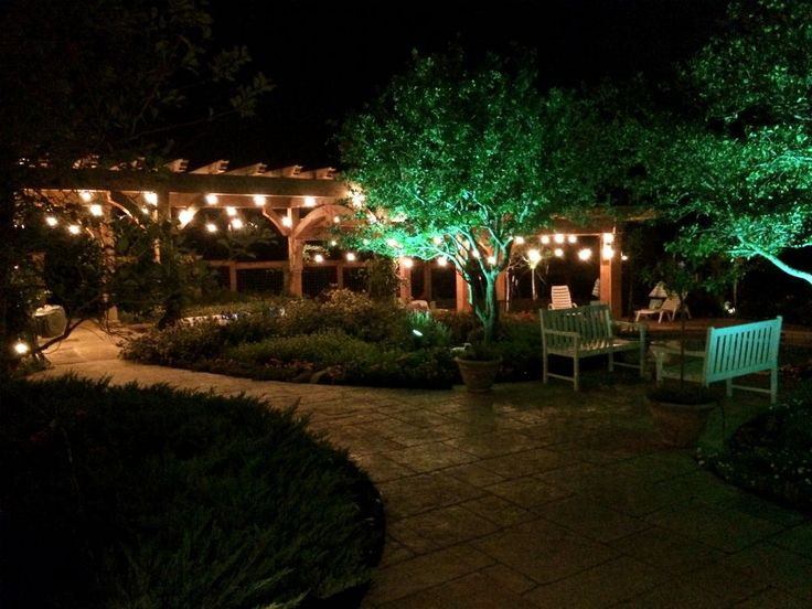 #StringLighting installed by Dallas Landscape Lighting on this arbor / patio / outdoor living space & 77 best String / Party Lights Installation by Dallas Landscape ... azcodes.com