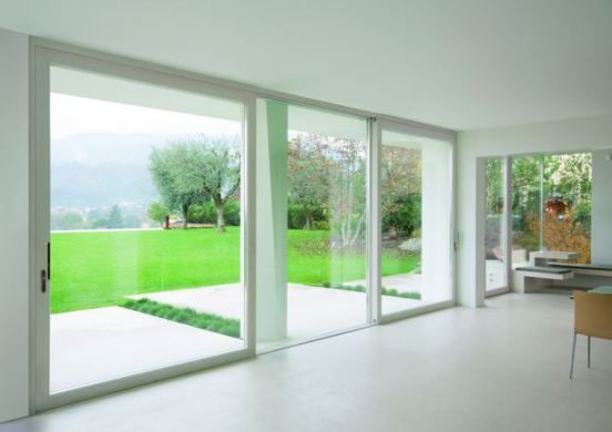 Elegant and stunning Imago Lift & Slide timber doors from AGB blend beautiful Italian design with skilled craftsmanship to take away the distinction between indoors and out. www.chooseimago.co.uk