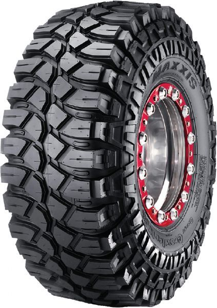 Maxxis Creepy Crawler Bias Ply Tire 35x12.50-15 LT 6-Ply | Jeep Parts and Accessories | Quadratec