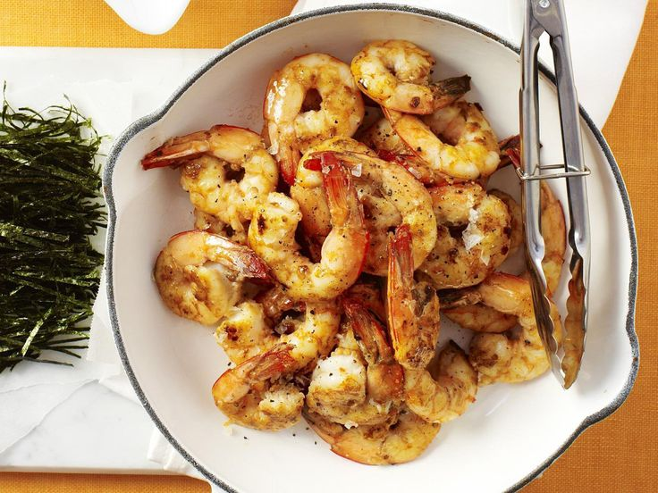 This dish is packed full of protein, vitamins and minerals, making ginger prawns with sushi rice salad a healthy and delicious dinner choice.